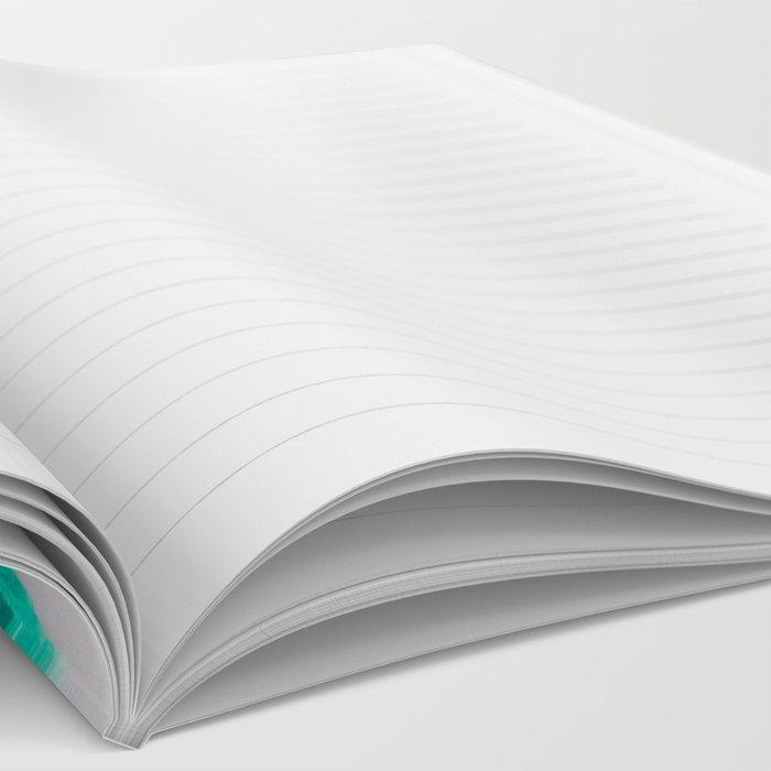 Mint Agate Notebook