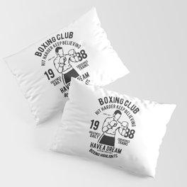 boxing club Pillow Sham