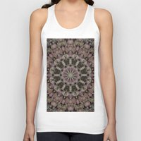 antique Tank Tops featuring Antique Country by Deborah Janke