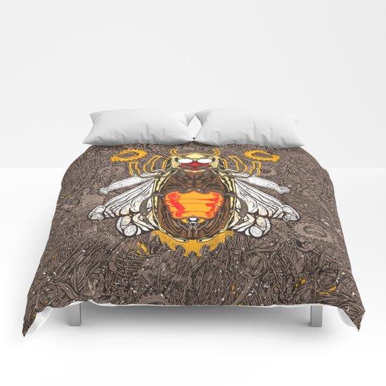 Microcosmos Lighting Comforters
