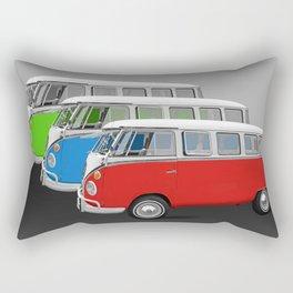 Bulli T1 parade Rectangular Pillow