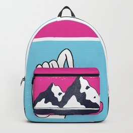 Lonesome When You're Around Backpack