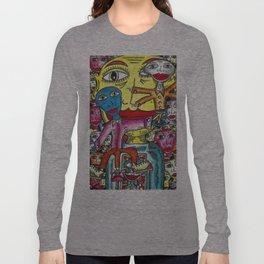Viggo Vake  Mirror People 2016 Long Sleeve T-shirt