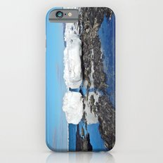 Icebergs Beached by the tides iPhone 6s Slim Case