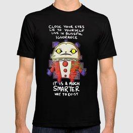 Shadow Teddie: Glitched T-shirt
