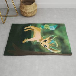 Forest creature Rug
