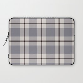 big light weave monochrome Laptop Sleeve