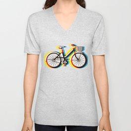 Bike Colors Unisex V-Neck