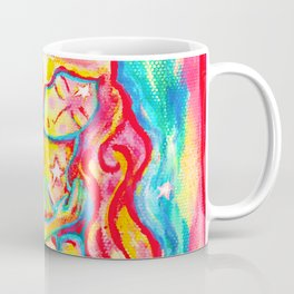 Venusian Star Girl Coffee Mug