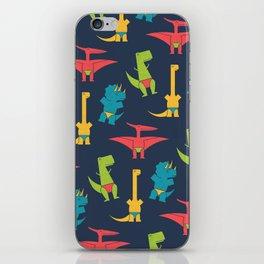 Dinos In Speedos iPhone Skin
