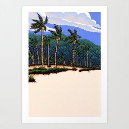 Landscape XLI Art Print