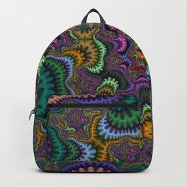 Fractal Pillars Backpack