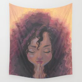 Priceless Moments Wall Tapestry