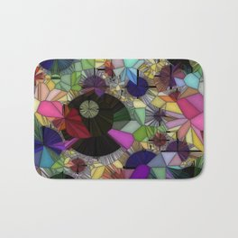 Gemstone Jungle Bath Mat