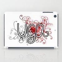 georgia iPad Cases featuring Georgia by Tanie