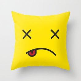 RIP :/ Throw Pillow