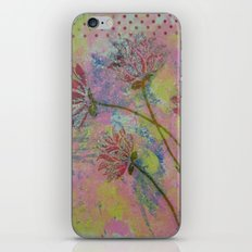 Spring Into Life iPhone & iPod Skin