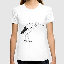 Stork T-shirt