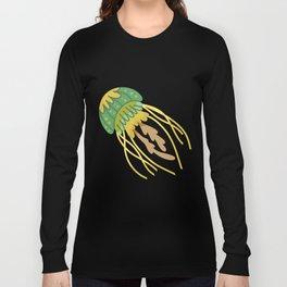 Cute Jellyfish Long Sleeve T-shirt