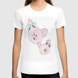 Piggies in Color T-shirt