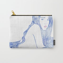 Water Nymph LXXVI Carry-All Pouch