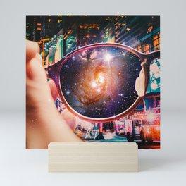 City Lens Mini Art Print
