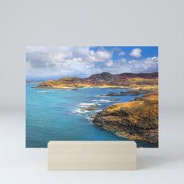 View from Ardnamurchan Mini Art Print