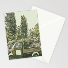 Italian country life Stationery Cards