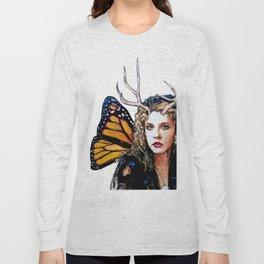 Ooh, Bella Donna - Fairy Stevie Nicks Long Sleeve T-shirt