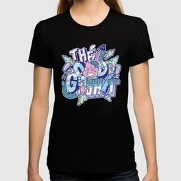 THE GOOD SHIT GRAFFITI SPLASH T-shirt