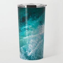 Ocean Explosions Travel Mug