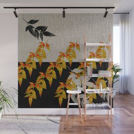 Japanese subtlety Wall Mural
