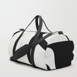 Venice / Abstract Shapes and Lines Duffle Bag