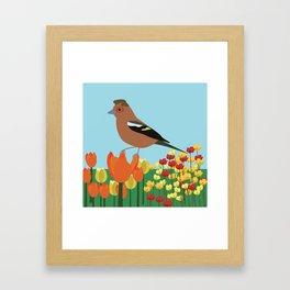 spring/summer Framed Art Print