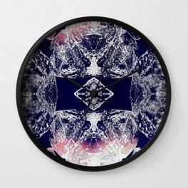 Soham Mandala, I Am That I Am Wall Clock
