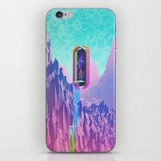 Cosmic Drain iPhone & iPod Skin