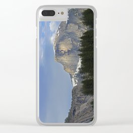 half-dome Clear iPhone Case