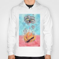 wreck it ralph Hoodies featuring ship wreck. by BRUM.