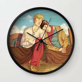 Bohemians Wall Clock