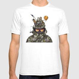 Snazzy Cap. T-shirt