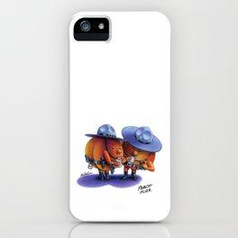 Peach Fuzz iPhone Case