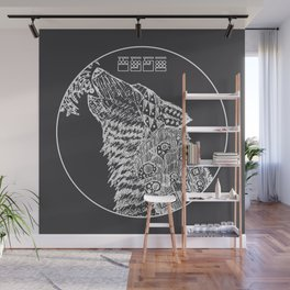 The Howling - Light Variant Wall Mural