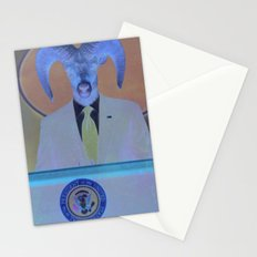 President Ram Stationery Cards
