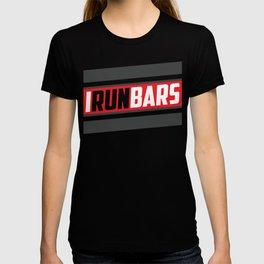 IRUNBARS STRIPE T-shirt