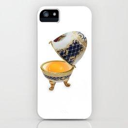 Faberge egg iPhone Case