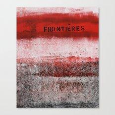 limites Canvas Print