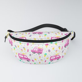 Ice Cream Party Fanny Pack