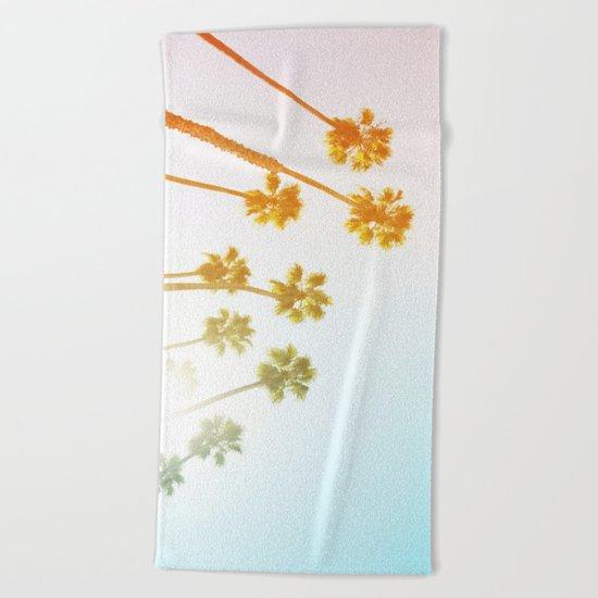 California Beach Towel