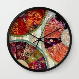 Life Savers Wall Clock