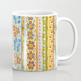 Parterre Botanique Vertical Coffee Mug